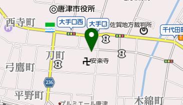 居酒屋むぎの地図画像