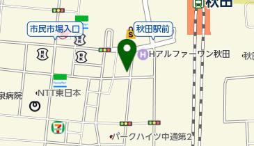 純喫茶 ハヤールの地図画像