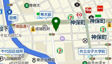 大丸やき茶房の地図画像