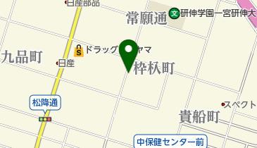 カラオケ喫茶雅の地図画像