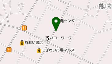 2ぶんの1 ライダースの地図画像