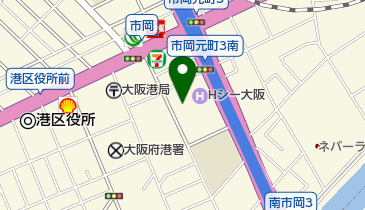 喫茶 ルナの地図画像