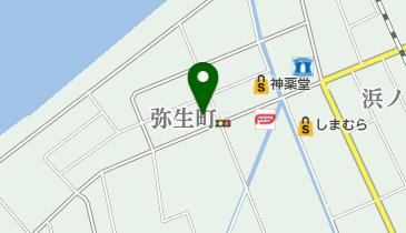 ピアスの地図画像