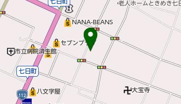 Bar ぶるーめんの地図画像