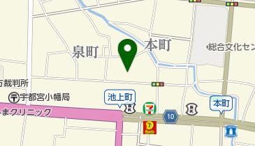 夢酒OGAWA パイプのけむりの地図画像