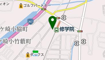 SPEAK EASYの地図画像