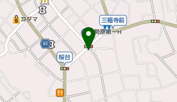 SAMURAIの地図画像