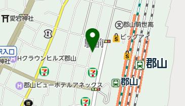 だいこんの花酒肴工房の地図画像