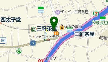 BAR CIELOの地図画像