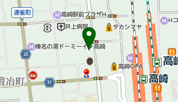 Public House The Red Lionの地図画像