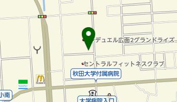 ジロー310 広面店の地図画像
