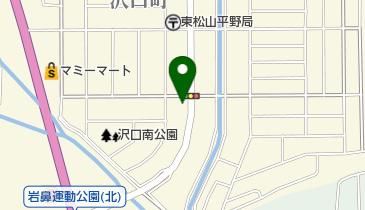 居酒屋花みずきの地図画像