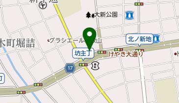 BarDENの地図画像