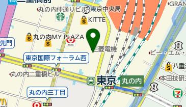 VIRONの地図画像