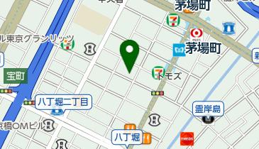 BENIYAの地図画像