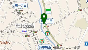 一茶庵の地図画像