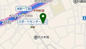 茶そば処 尚よしの地図画像