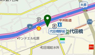 CHUBBYの地図画像