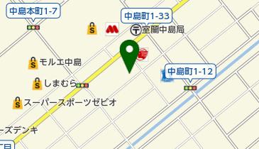 カクテルバー カリラの地図画像