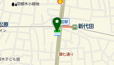 cafe 2stの地図画像