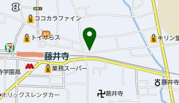 F's Diningの地図画像