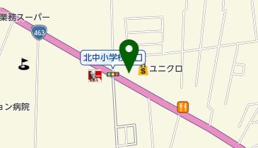 ナポリの食卓 所沢店の地図画像