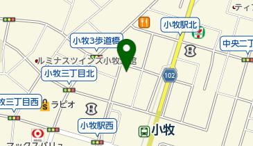 Live and Bar Backdropの地図画像