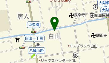 梟の響キの地図画像