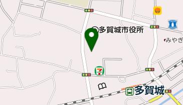 湯田の地図画像