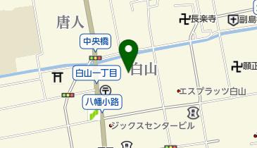 BAR YAMAZAKIの地図画像