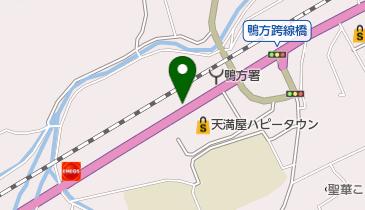 ぶしの花道の地図画像