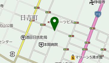 JANZZYS BARの地図画像