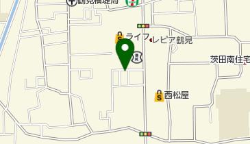 キッチン 和の地図画像