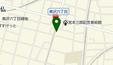 fete cafeの地図画像