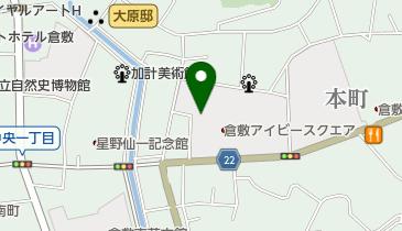 パブリックバー 赤煉瓦の地図画像