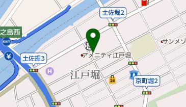 カフェパティスリーミィタンの地図画像