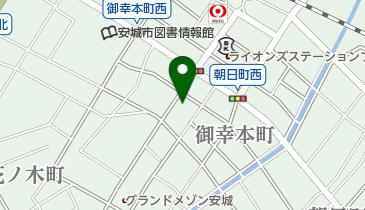 ぼてこ 安城御幸本町店の地図画像