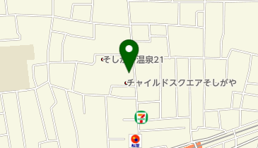 Gallery Cafe Georgeの地図画像