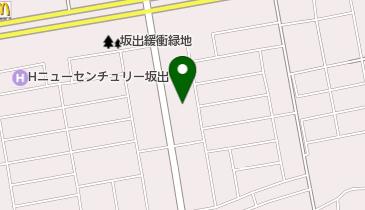 まるいち久米店の地図画像