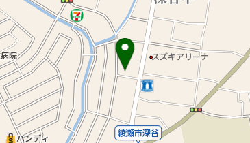 ニューロードの地図画像