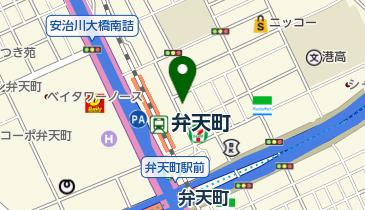 Cafe&Bar Marchenの地図画像