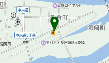 Bar 茶蔵の地図画像