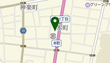 エッグスの地図画像