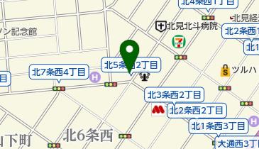 WEST BARの地図画像