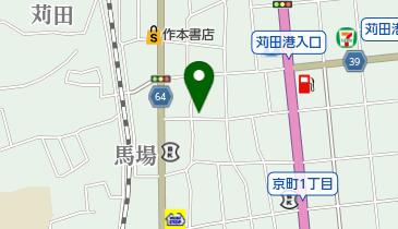スローフード ダイニングポンアレの地図画像