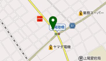 BA BAR オバチャンホンポの地図画像