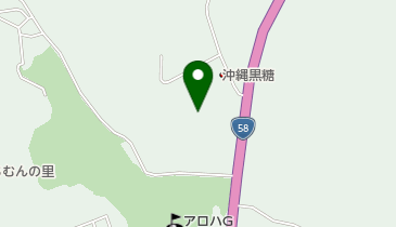 レストラン すっぽん館の地図画像