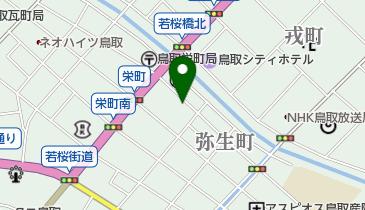Bar 虹の地図画像