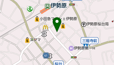 Hut Neoの地図画像