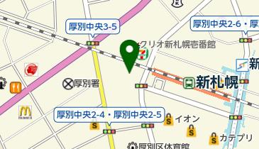 BAR Hの地図画像